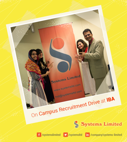 Recruitment Campaign for Systems