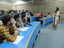 Motivational Speaker Session