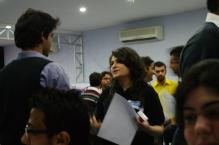 Recruitment Drive at SZABIST for Wavetec